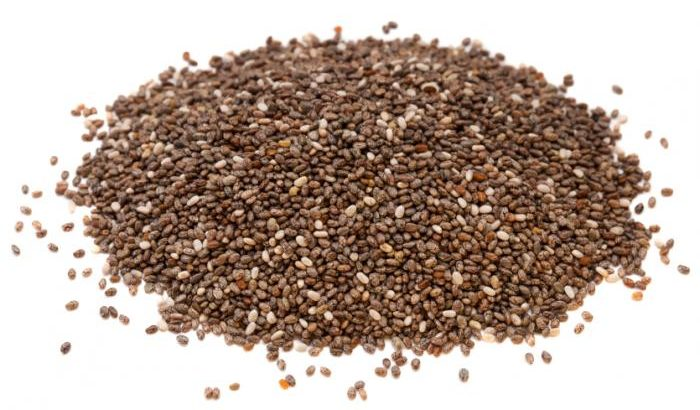 how to prepare chia seeds in water
