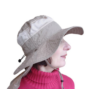 SAFARI EMF HAT - PROTECTION from electromagnetic fields